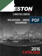 Catalogo Weston Tools 2016-05 - Soldadura Abrasivos Seguridad