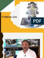 Turbina de Gas,Expo,Turbo