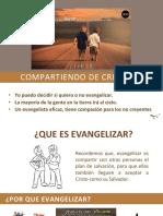 COMPARTIENDO DE CRISTO EVANGELIZAR.pptx