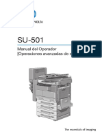 Manual en Español Bizhub 200