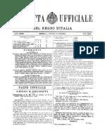Regulamento Militar Italiano