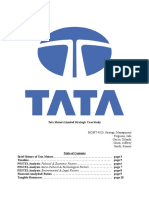 4 Tata Motors Summer Training Report