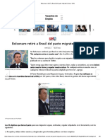 Bolsonaro retiró a Brasil del pacto migratorio de la ONU.pdf