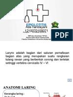 Epiglotitis...