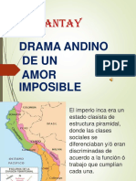 AR Ollantay La Leyenda