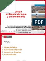 Gestion Ambiental del Agua y Saneamiento