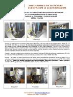 Reporte Tecnico Correccion Instalacion Electrica