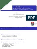 1.1 Conceptos de Seguridad de La Información