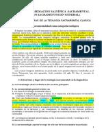 Teologia Sacramental Clasica Revisado