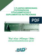 Plantas Medicinais Fitoterápicos Fitocosméticos Suplementos.pdf