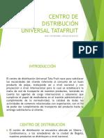 Centro de Distribución Universal Tatafruit