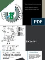 Partes y Funciones de Un Microcontrolador