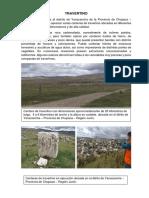 Travertino y Hacienda Laive