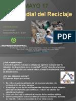 Dia Mundial Del Reciclaje