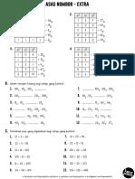 [Worksheet] Asas Nombor (Form 5) Extra