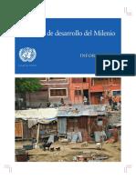 Obejtivos Del Milenio- Informe Del Milenio 2009