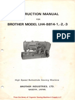 Brother LH4-B814-1, -2, -3 Instruction Manual.pdf