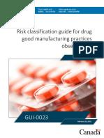 Risk Classification Drug Gmp Observations 0023 Eng CANDA OJO