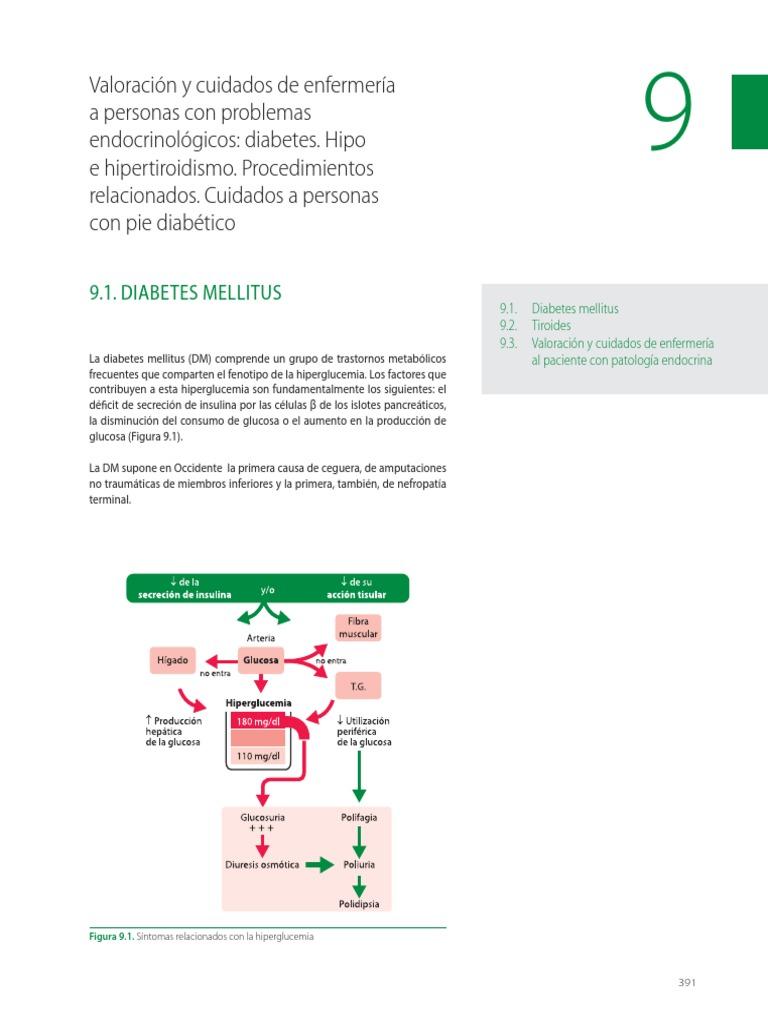 aplicación de scribd de diabetes polineuropatía