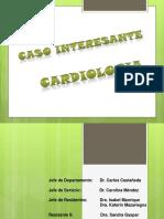 Caso Interesante Cardiologia