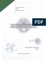 Abordaje desde las Relaciones Internacionales de la Cooperación Internacional para Empresas Guatemaltecas Asociativas El Caso del Proyecto Comersa
