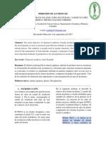 SÍNTESIS-De-cloruro de Plomo II