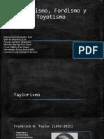 Taylorismo Fordismo y Toyotismo Para Presental-1