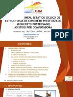 Presentación Cjm Sac
