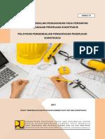 1f05e 7 Modul Pengendalian Pengawasan Pada Persiapan Pelaksanaan Pekerjaan Konstruksi