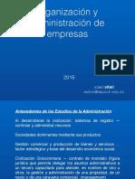 Introducción - Administración