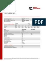 Catalogo de Generador