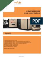 01 Ingersoll Rand - Compresores de Aire