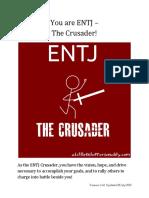 ENTJ Crusader
