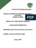 ensayo Mexico Barbaro.docx