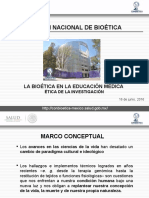 VCIEM-16jun-Bioetica_en_educacion_medica-David_Alejandro.pptx