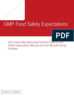 GMP Expectations