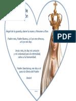 Oraciones de Consagracion - Niños - VFatima