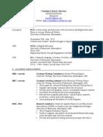 Candance Doerr-Stevens CV FULL