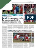 La Provincia Di Cremona 11-02-2019 - Serie B