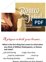 Romeo and Juliet Powerpoint