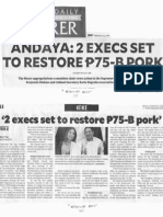 Philippine Daily Inquirer, Andaya 2 execs set to restore P75-B pork.pdf
