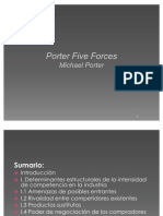cinco fuerzas