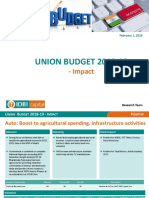 Union Budget 2018-19 - Impact_010218_Retail-03-February-2018-1648255817