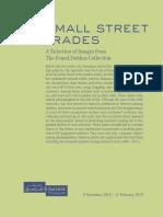 TFDC Small Street Trades Exhibition Guide en Web Version