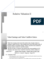 Lecture 8 -Relative Val 2