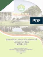 Buku Manual SPMI