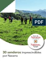 30 Recorridos Por Navarra