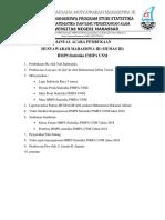 manual acara pembukaan
