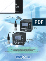 VC2200 vibration monitors