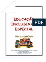 Educação Inclusiva e Especial